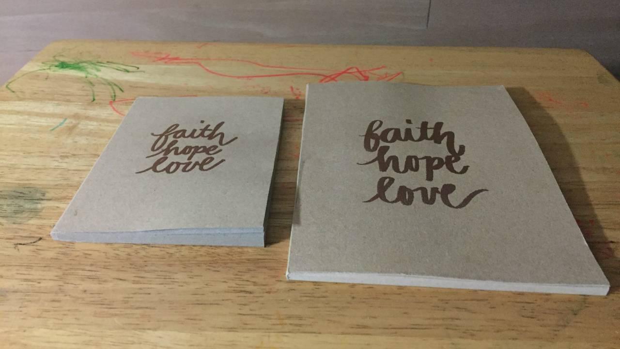 Faith Hope Love compare